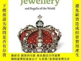 二手書博民逛書店Crown罕見Jewellery And Regalia Of
