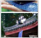 勝喜屋日本金屬掛飾禮物日式南部鑄鐵風鈴小鯨魚  凱斯盾數位3C
