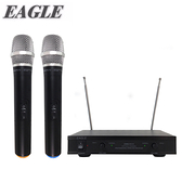 【EAGLE】專業級雙頻無線麥克風組(EWM-P21V)