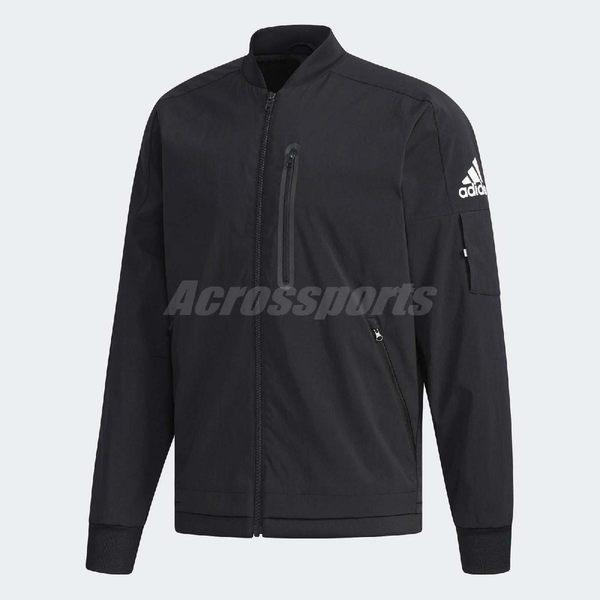 adidas 外套 ID Woven Jacket 黑 男款 運動款 【PUMP306】 DV3310