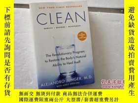 二手書博民逛書店CLEAN:THE罕見REVOLUTIONARY PROGRAM