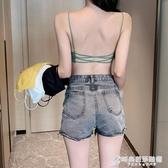 時尚新品少女無鋼圈舒適抹胸吊帶性感交叉鏤空美背裹胸內衣潮 時尚芭莎