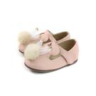 HABU 娃娃鞋 休閒鞋 粉紅色 童鞋 MM60-PI no016
