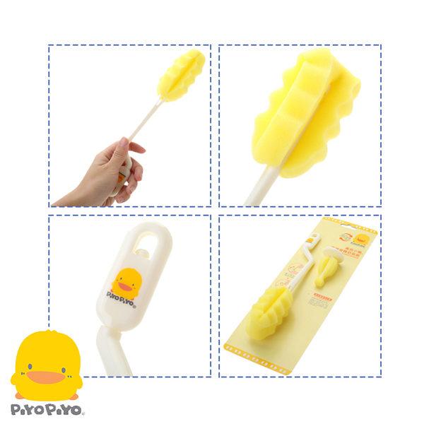 黃色小鴨 360˚泡棉旋轉奶瓶刷