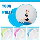 金德恩 台灣製造 13吋瑜珈輪 可承受100公斤藍色