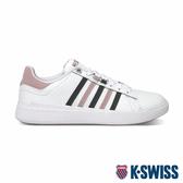 K-SWISS Pershing Court Light輕量時尚運動鞋-女-白/粉紅/灰