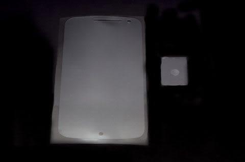 手機螢幕保護貼 Samsung GALAXY Nexus(GT-i9250) 亮面