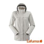 LAFUMA 女 TRAVELLER ZIP-IN防水外套 米 LFV116056321【GO WILD】