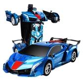 無線遙控車金剛賽車玩具汽車機器人充電兒童3-10歲男孩USB充電 100米遙控igo