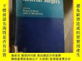 二手書博民逛書店英文書罕見diagnosis and monitoring in arterial surgery動脈外科的診斷與
