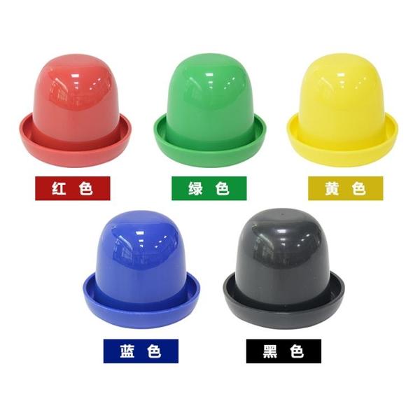 【五個裝】搖篩子色盅骰子塞子
