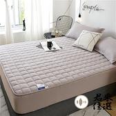 單件雙人床包組鋪棉床笠冬天加厚床罩套保護套宿舍床墊套【君來佳選】