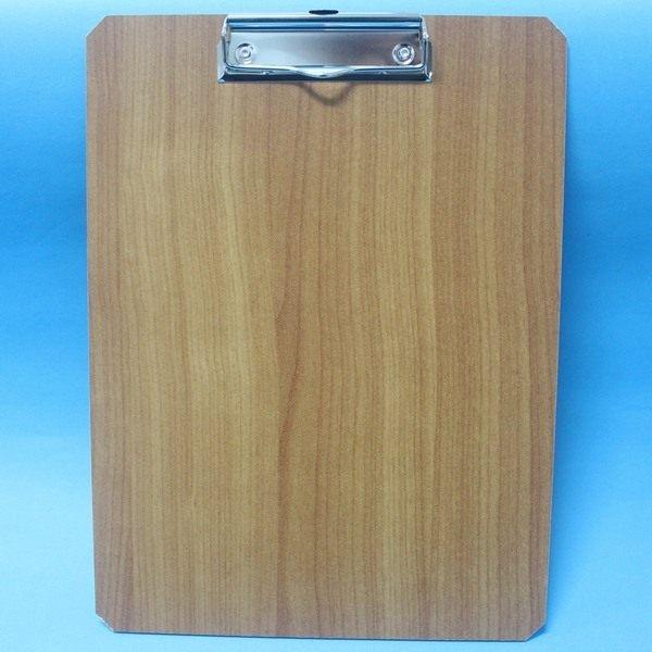 A4木板夾 OF310B 鐵人鐵線木板夾(直式.橫式)MIT製/一個入{定40}