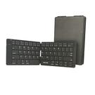[9美國直購] 折疊藍芽鍵盤 Jelly Comb Ultra Slim Foldable BT Keyboard B047 適用iOS 安卓 微軟 黑/銀白