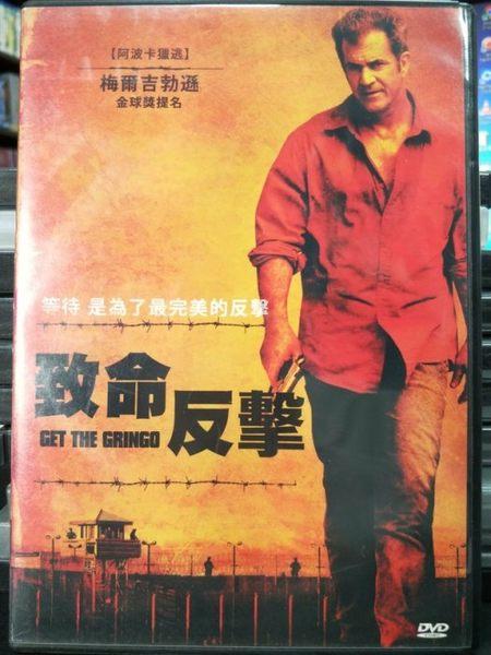 影音專賣店-P11-088-正版DVD-電影【致命反擊】-梅爾吉勃遜 彼得史托馬 迪恩諾里斯 巴布甘頓