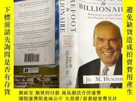二手書博民逛書店英文原版罕見Barefoot to BillionaireY32
