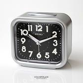 SEIKO傳統型銀色鬧鐘NE1612