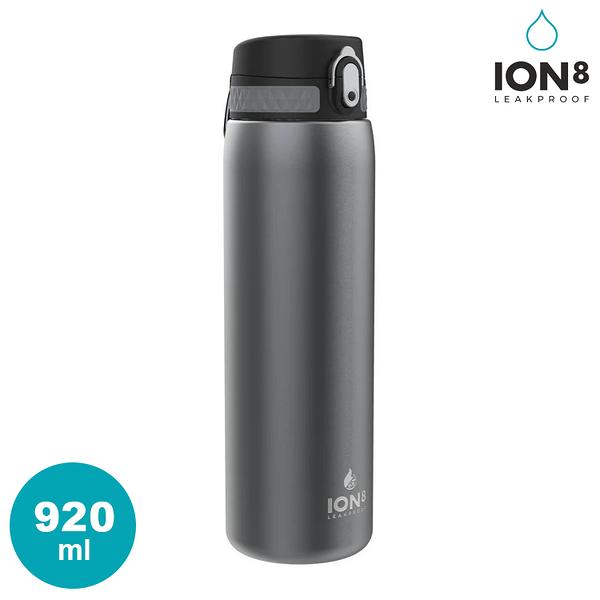 ION8 Quench Thermal 保溫水壺 I8TS1000【FGRY灰】 / 城市綠洲(雙層不鏽鋼 100%防漏 運動水壺 大容量)