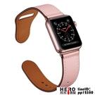 蘋果手表帶適用iwatch表帶apple watch真皮錶帶【邦邦男裝】