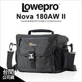 Lowepro 羅普 Nova 諾瓦 180 AW II 新星 側背包 斜背 攝影相機包 公司貨 ★24期★薪創