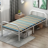 折疊床 折疊床單人板式床收縮床木板床午休床成人家用單人床隱形床簡易床【全館免運】