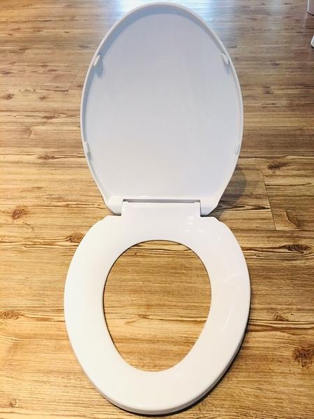 【麗室衛浴】American Standard CP-C38800004  美國標準牌馬桶蓋 加長型馬桶蓋 通用品 顏色:白色
