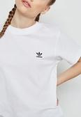愛迪達 adidas Originals 三葉草 nmd 寬版 素t 短袖 白色 男女短t CE1667 短袖上衣/澤米