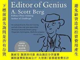 二手書博民逛書店Max罕見PerkinsY256260 A. Scott Berg Berkley Trade 出版2008
