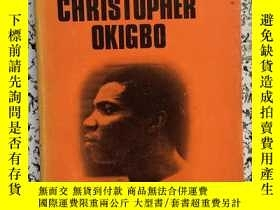 二手書博民逛書店the罕見trial of Christopher okigbo