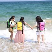 防水包 雙肩包防水包溯溪浮潛包沙灘游泳包戶外旅行背包登山包手機漂流袋 米蘭街頭