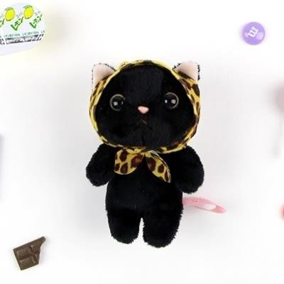 Jetoy,甜蜜貓 Q版 娃娃(12cm)_Leopard