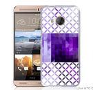 ✿ 3C膜露露 ✿【紫色夢幻*硬殼】HTC ONE ME手機殼 手機套 保護套 保護殼