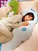 抱枕長條枕可愛毛絨玩具男朋友孕婦睡覺靠枕可拆洗枕頭女 年貨慶典 限時八折【快速出貨】