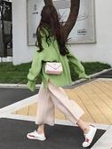 衣褲套裝早初秋季慵懶減齡顯瘦兩件套洋氣上衣闊腿褲套裝女潮時尚新品