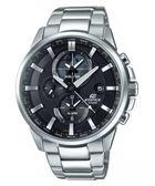 卡西歐CASIO EDIFICE賽車錶(ETD-310D-1A)黑面/45mm/原廠公司貨