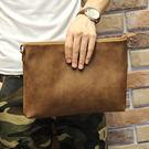 韓版男手拿包 信封小包《印象精品》y386