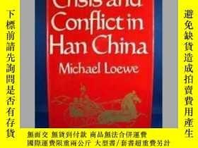 二手書博民逛書店【包罕見】Crisis and Conflict in Han