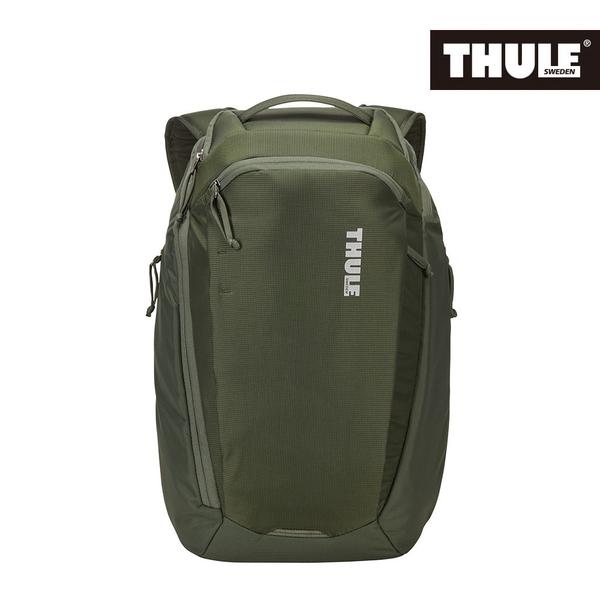 THULE-EnRoute 23L筆電後背包TEBP-316-軍綠