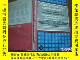 二手書博民逛書店THE罕見PURITAN OLIGARCHY THE FOUND