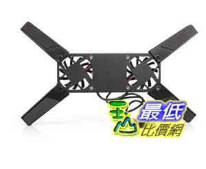 [玉山最低比價網] 折疊式筆電 08最新靜音超大風扇散熱架不佔USB 顏色隨機 (140010_KK10)