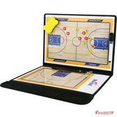 戰術板 籃球足球磁性教練指揮戰術板教練板演示板磁石訓練戰術版送筆板擦 1色