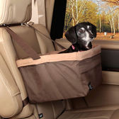 【寵物王國】美國SOLVIT寵物介護-標準版寵物車用安全籃(L號)