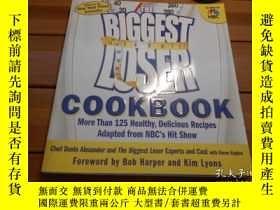 二手書博民逛書店THE罕見BIGGEST LOSER COOK BOOK 最大的