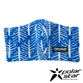 PolarStar 保暖口罩 台灣製造 『樹枝水藍』戶外 秋冬配件 騎車 輕量 MIT 舒適 柔軟 親膚 P16607