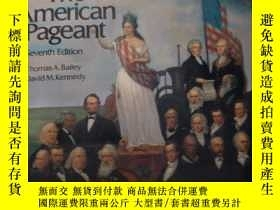 二手書博民逛書店The罕見american pageant Seventh Ed