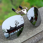 偏光墨鏡夾片式太陽鏡夾片開車司機鏡夜視鏡男女眼鏡夾片太陽眼鏡·樂享生活館