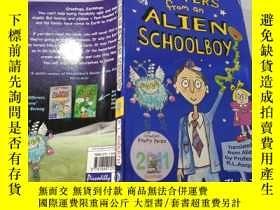二手書博民逛書店letters罕見from an alien schoolboy:一個外國學生的來信Y200392