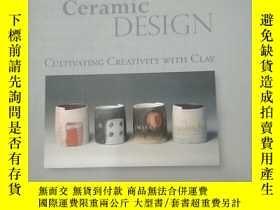 二手書博民逛書店The罕見Spirit of Ceramic Design: C