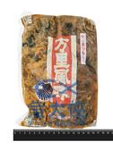 F1【魚大俠】FF203日本原裝萬里風味調味榨菜(1kg/包)