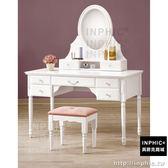 INPHIC-Webb-白色4尺鏡台(含椅)_rwKn